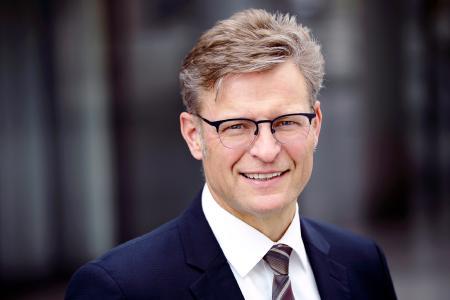 Horst Binnig, CEO Rheinmetall Automotive AG and Member of the Executive Board of Rheinmetall AGy