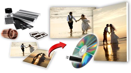 Seit über zehn Jahren vertrauen Tausende von Konsumenten digitalspezialist ihre schönsten Erinnerungen an, um sie digitalisieren und vervielfältigen zu lassen.  (Copyright: digitalspezialist)