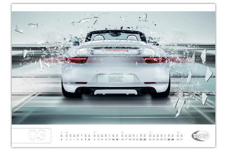 TECHART Wall Calendar 2015