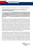 [PDF] Pressemitteilung: Studie zur Arbeitgeberattraktivität in der Logistik veröffentlicht