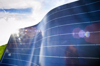 FLEXOSKIN® barrier film for protection of flexible photovoltaics