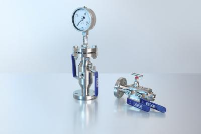 Compact instrumentation valve: Monoblock with ball valves