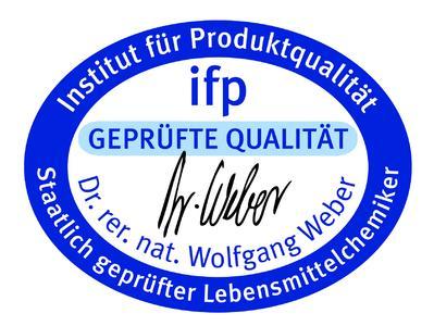 Das Qualitätssiegel des ifp Institut für Produktqualität