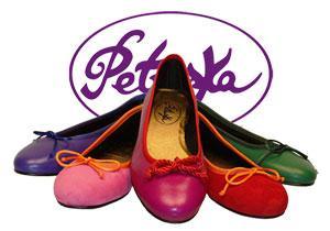 We love Colours - bunte Ballerinas bei petruska.de