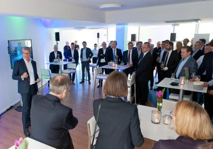 TÜV SÜD entwickelt Lösungen für die vernetzte Wirtschaft