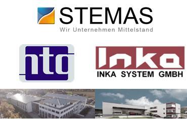 STEMAS AG, INKA System GmbH und HTG- High Tech Gerätebau GmbH