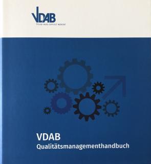 VDAB-QM-Handbuch - Frontal