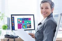 Arbeitsschutz am Laptop mit iManSys