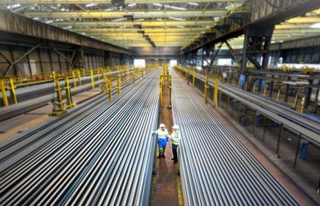 Schienen von Tata Steel wurden für Schlüsselstellen beim Crossrail-Projekt in London ausgewählt