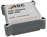Der neue digitale Beschleunigungssensor ASC MD-002 ermöglicht hochgenaue Messungen. Er enthält zudem die Voll-Lizenz für das umfangreiche Softwarepaket DEWESoft X3, das zahlreiche Erleichterungen für die Test- und Messarbeit bietet