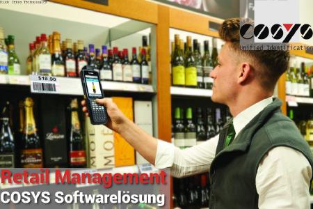 Warenfluss im Einzelhandel dank mobiler Datenerfassung digitalisieren