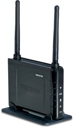 CeBIT 2008 Neuheit: TRENDnet TEW-637AP – 300 MBit/s Wireless Easy-N-Upgrader
