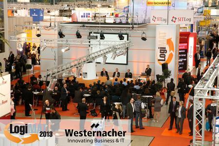 Westernacher Webinar Videos auf der LogiMAT 2013