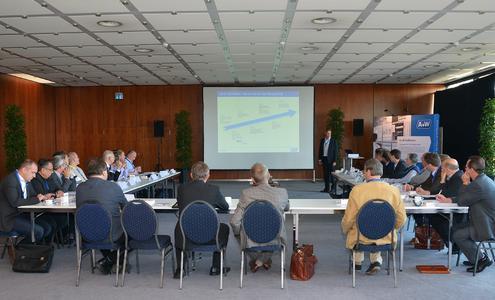 Spannende Vorträge von A+W-Experten und externen Rednern fanden großes Interesse