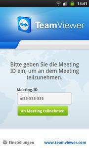 TeamViewer für Meetings (www.teamviewer.com
