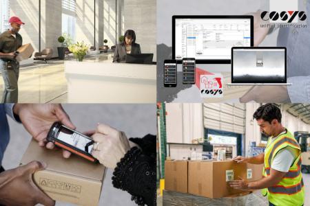 COSYS Inhouse Logistik Paket Management Softwarelösung
