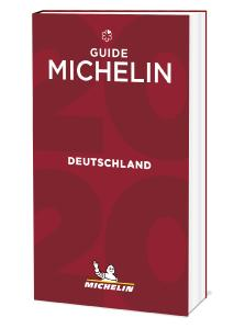 Cover Guide MICHELIN Deutschland 2020
