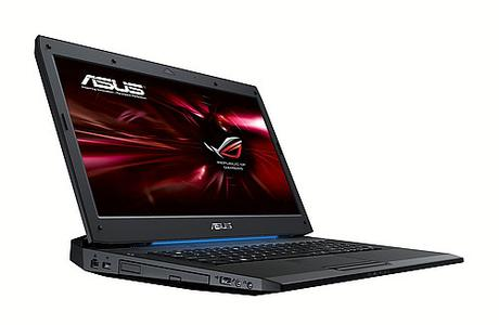 ASUS Gaming Notebook G73JH
