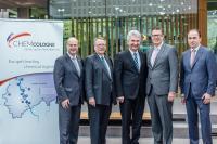 Die Chemieindustrie im Rheinland bleibt wettbewerbsfähig