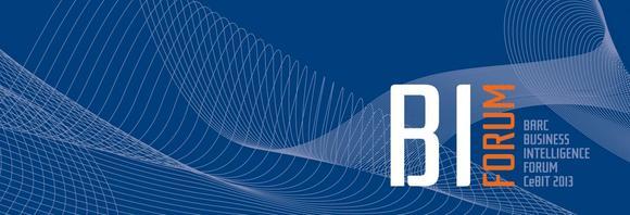 Barc BI Forum 2013