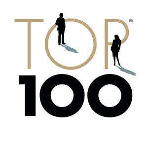 """Logo """"Top 100"""" © compamedia gmbh"""