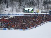 Saxoprint beim Wintersport in Oberstdorf