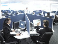 Unified Communications für Call Center