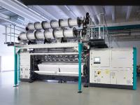 Competence centre for e-warp knitted fabrics in North America