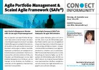 [PDF]: Live Event: Agile Portfolio Management & Scaled Agile Framework (SAFe®)