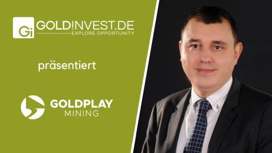 Goldplay-CEO Catalin Kilofliski