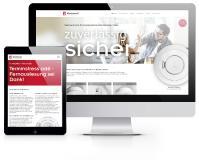 Der neue Internetauftritt von Ei Electronics informativ und anwendungsorientiert.
