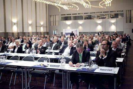 Impression vom e.day 2010, der bereits im Kongresszentrum Westalenhallen Dortmund stattfand, Bildquelle: Hanna Witte