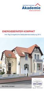 """Der Remmers Info-Tag """"Energieberater Kompakt"""" findet im Februar und März 2015 an insgesamt 7 Orten und Terminen statt. Im Mittelpunkt stehen bauklimatische Probleme bei Altbauten. Bildquelle: Bernhard-Remmers-Akademie, Löningen"""