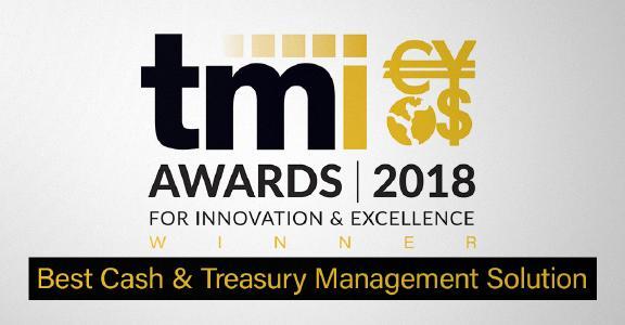 tmi 2018 Award