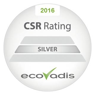 CATHAY INDUSTRIES receives silver recognition of EcoVadis