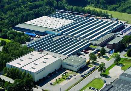 Grundfos Pumpenfabrik Wahlstedt heute