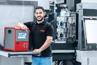 PSG Heißkanalregler profiTEMP+ unterstützt OPC UA, Bildnachweis: PSG Plastic Service GmbH