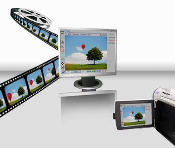 Bildschirmvideos können einfach in Präsentationen verarbeitet werden und lassen sich anschließend im Internet publizieren, auf DVD brennen oder per E-Mail verschicken