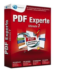 Demnächst neu im Handel: PDF Experte Ultimate 7