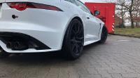 Jaguar F-Type Modell 2018 und 2019 mit MaxSensor MX001A inside back
