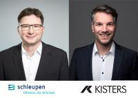 Dr. Volker Kruschinski, Vorstandsvorsitzender der Schleupen AG und Dr. Markus Probst, Vertriebsleiter Energie der KISTERS AG sehen wegen der kurzen Frist bis zum 1. Oktober Handlungsbedarf bei den Verteilnetzbetreibern.