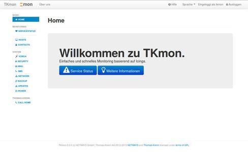 Server-Monitoring jetzt noch einfacher - mit TKmon 2.0