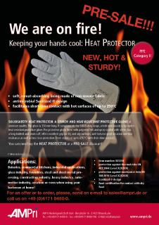 Offer SolidSafety Heat Protector August 2020
