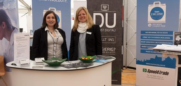 Speed4Trade bei careerday 2017 der OTH Amberg-Weiden