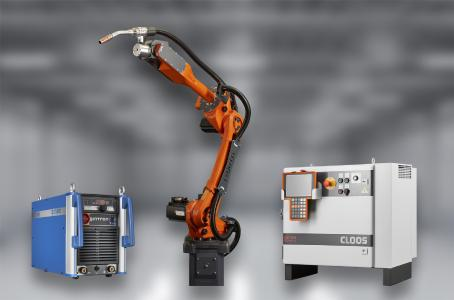 CLOOS offers a new entry package for automated welding