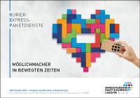 PRESSEKONFERENZ: Einladung zur Vorstellung der KEP-Studie 2021