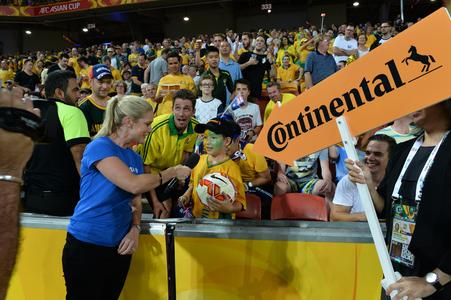 Continental wird Offizieller Sponsor des AFC Asien Cup 2019 in den Vereinigten Arabischen Emiraten