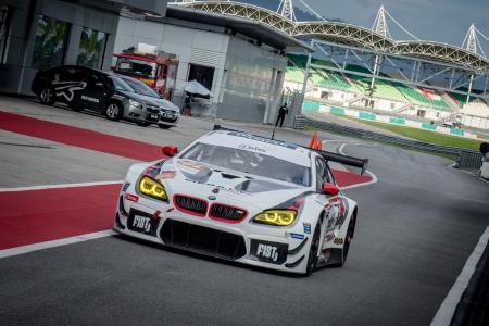 FIST-Team AAI, BMW M6 GT3, Asian Le Mans Series