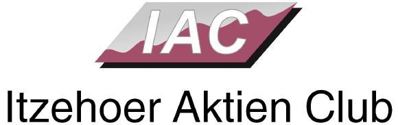 Logo Itzehoer Aktien Club IAC