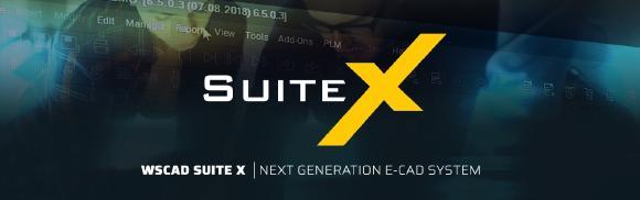 Next Generation ECAD: Die neue SUITE X von WSCAD setzt Maßstäbe bei Benutzerfreundlichkeit und Ergonomie und einen neuen Benchmark für integriertes und gewerkeübergreifendes Electrical Engineering